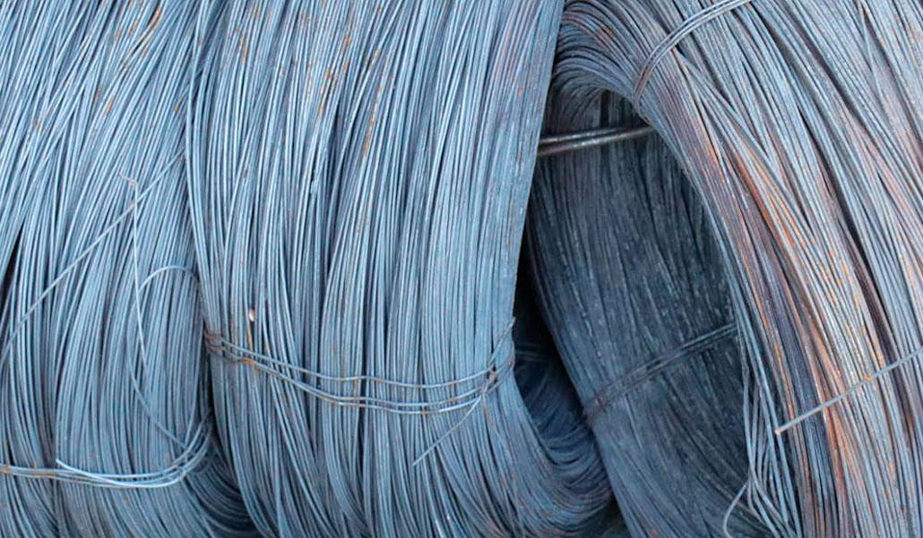 alambre recocido para construcción