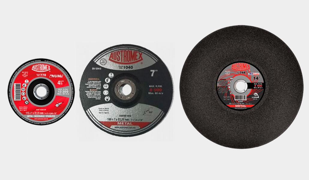 disco para desbaste de metal